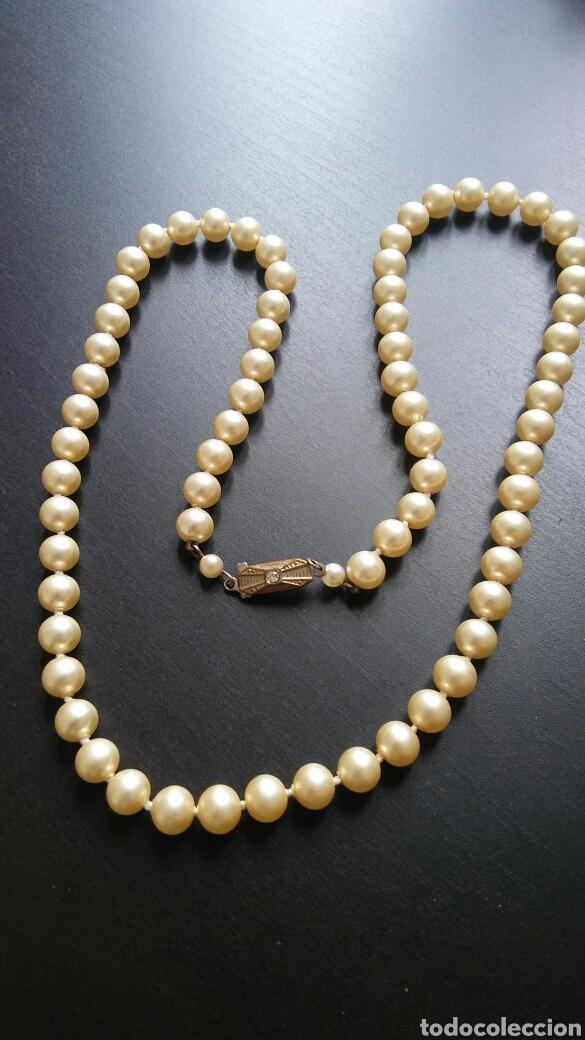 Joyeria: Collar perlas vintage - Foto 3 - 116756248