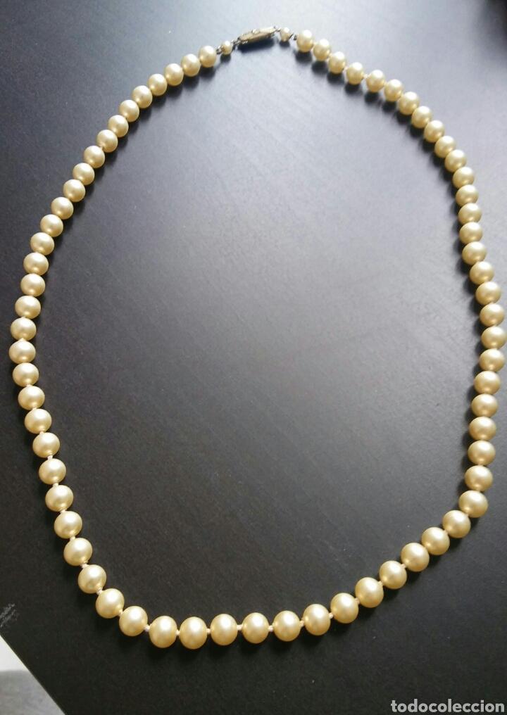 Joyeria: Collar perlas vintage - Foto 4 - 116756248