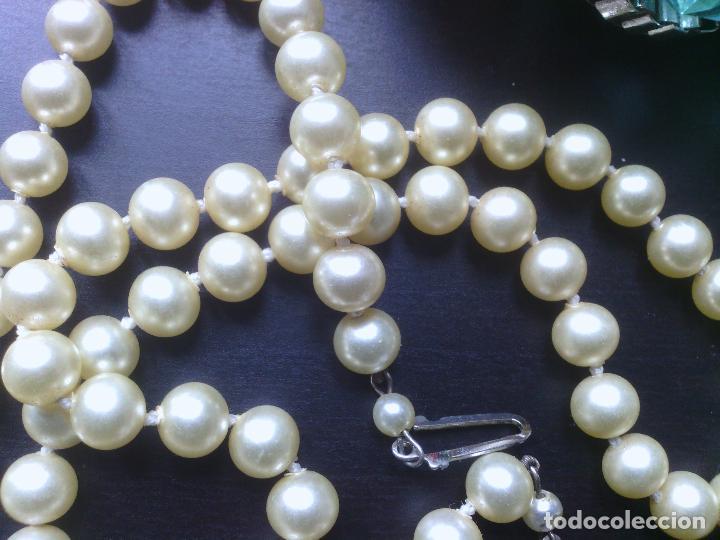 Joyeria: Collar perlas vintage - Foto 5 - 116756248