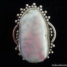 Jewelry - Anillo de Ópalo dendrítico - 117032379