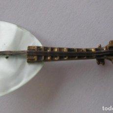 Joyeria: BROCHE ANTIGUO LAUD O MANDOLINA ANTIGUA . Lote 117350819