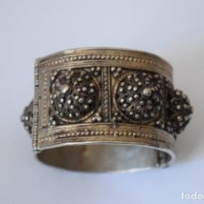 Joyeria: ETHNIC SILVER BRACELET – TESTED SILVER – MIDDLE EAST. Lote 117686195