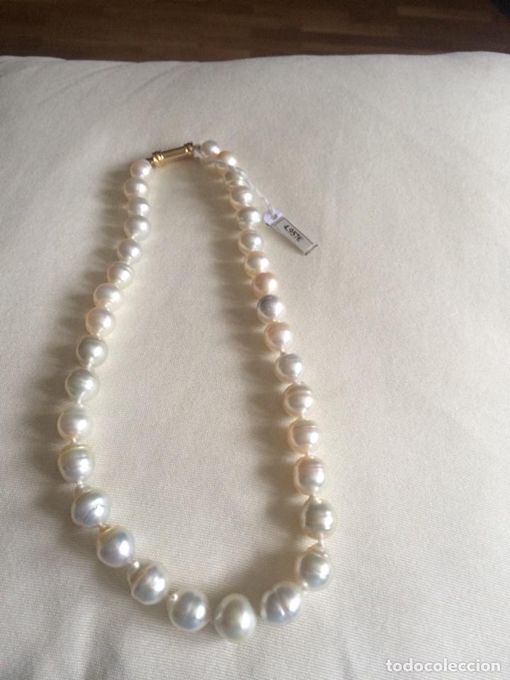b2fe85eee69f gargantilla perlas australianas - Comprar Gargantillas Antiguas en ...