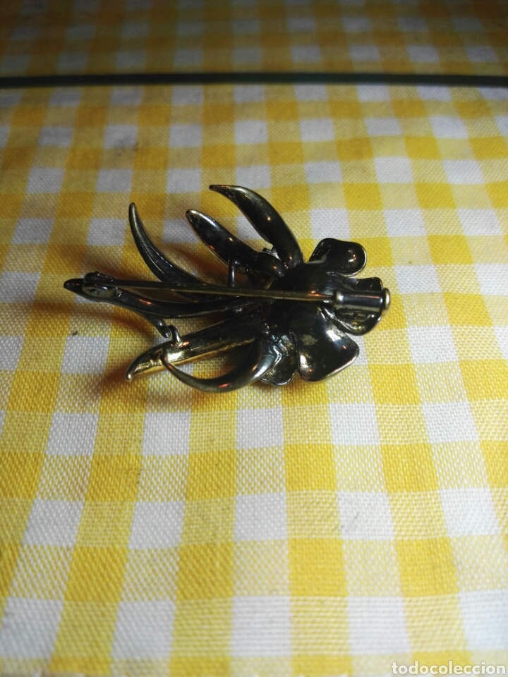 Joyeria: ANTIGUO BROCHE - Foto 2 - 119226678
