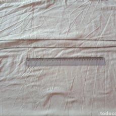 Joyeria: GRAN CADENA DE PLATA DE 60 CM. ESLABONES REDONDOS. Lote 121334554