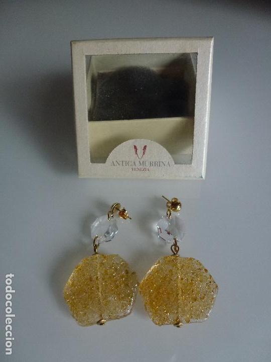 pendientes. antica murrina venezia. cristal de - Kaufen Antike ...
