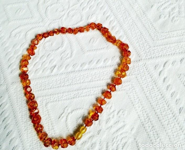 Joyeria: OPORTUNIDAD Collar de AMBAR NUEVO - Foto 2 - 121867095