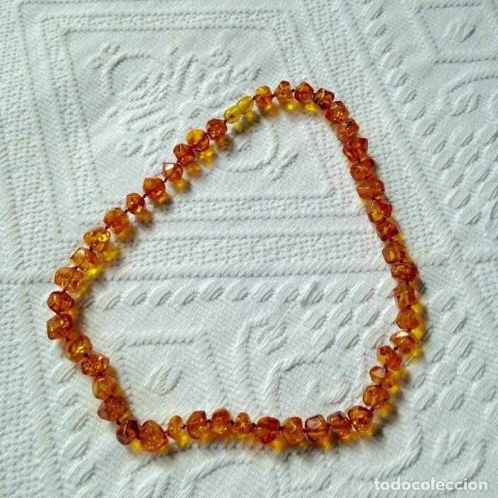 Joyeria: OPORTUNIDAD Collar de AMBAR NUEVO - Foto 3 - 121867095