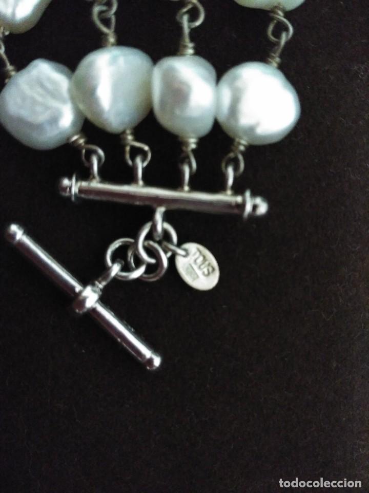 Joyeria: Pulsera Tous perlas - Foto 2 - 122246307