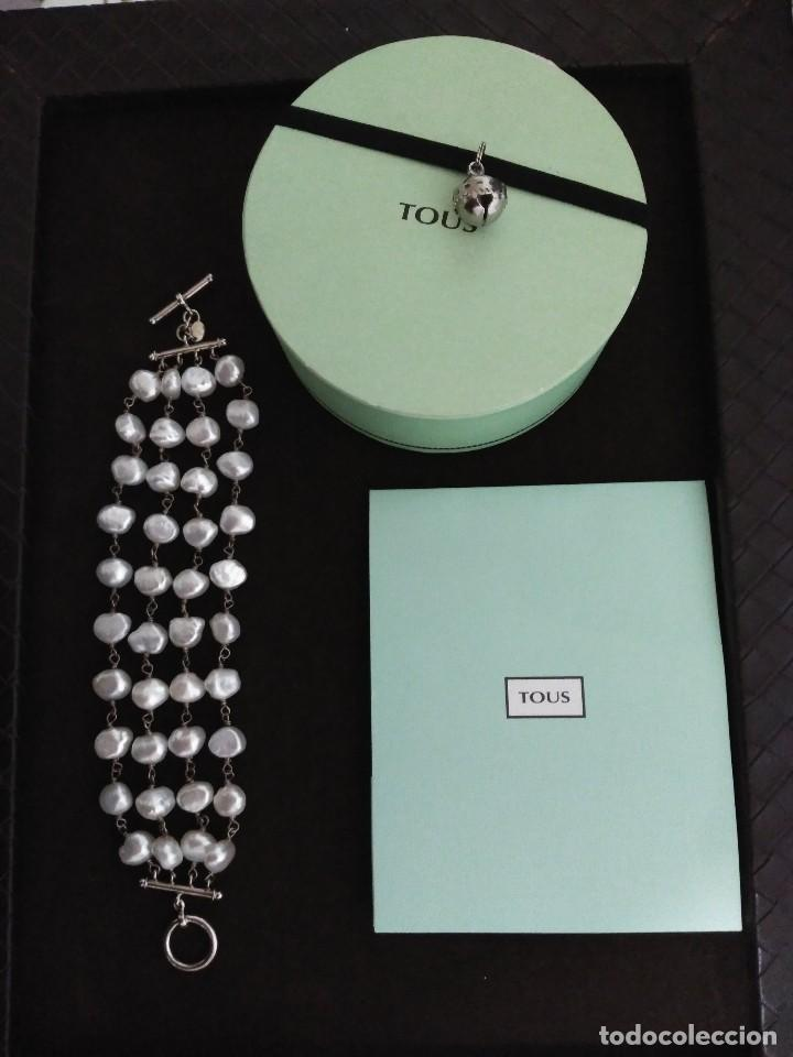 Joyeria: Pulsera Tous perlas - Foto 3 - 122246307