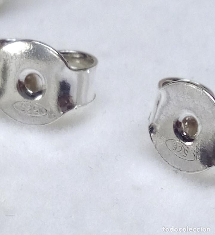 Joyeria: PENDIENTES CRIOLLAS DE PLATA DE LEY - CIERRE PRESIÓN - MEDIDA 2 cm. - Foto 6 - 123284231