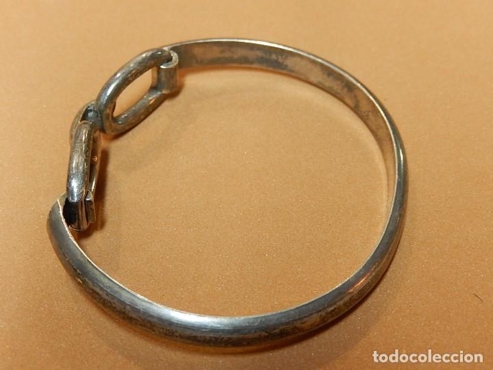 Joyeria: Brazalete o pulsera de plata. - Foto 2 - 124220219