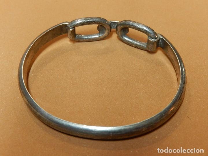 Joyeria: Brazalete o pulsera de plata. - Foto 3 - 124220219