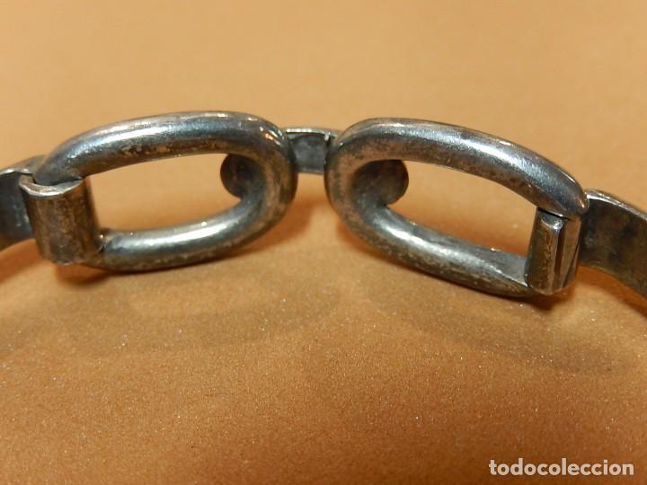 Joyeria: Brazalete o pulsera de plata. - Foto 5 - 124220219