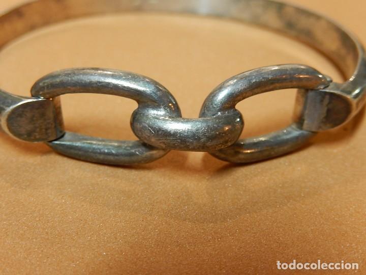 Joyeria: Brazalete o pulsera de plata. - Foto 6 - 124220219