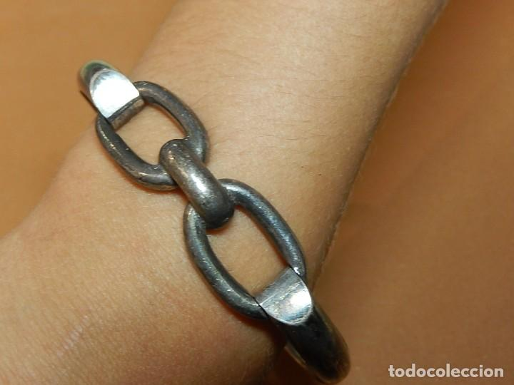 Joyeria: Brazalete o pulsera de plata. - Foto 8 - 124220219