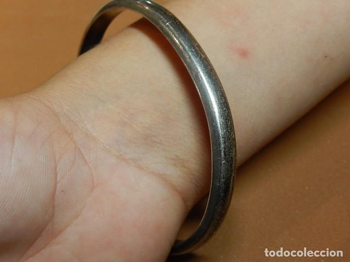 Joyeria: Brazalete o pulsera de plata. - Foto 9 - 124220219