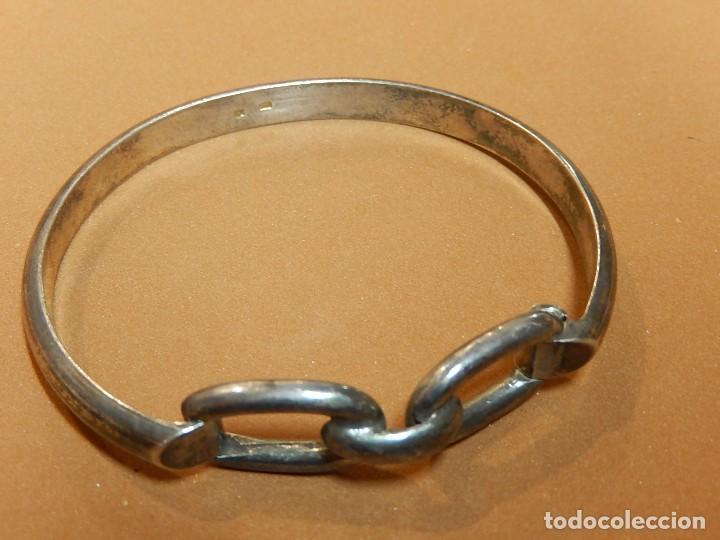 Joyeria: Brazalete o pulsera de plata. - Foto 11 - 124220219