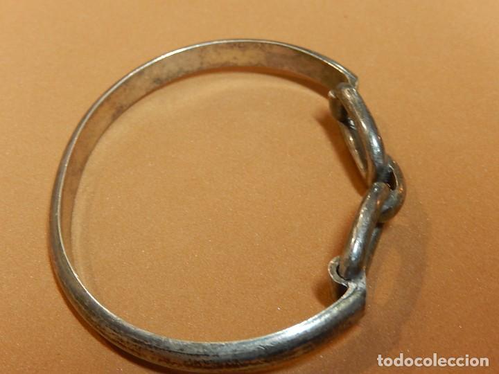 Joyeria: Brazalete o pulsera de plata. - Foto 12 - 124220219
