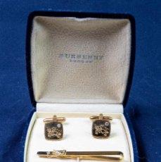 Jewelry - Juego de gemelos y pasador de corbata Burberry - 125025635