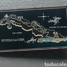 Joyeria: BONITO BROCHE ANTIGUO REPÚBLICA DE CUBA. Lote 142610758