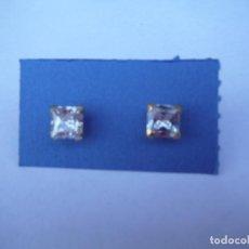 Jewelry - PENDIENTES ORO AMARILLO 18K CON CIRCONITA ENGARZADA - 125093807