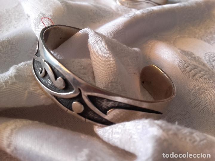 Joyeria: Brazalete de plata - Foto 2 - 126993891