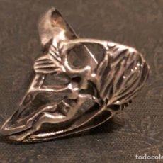 Jewelry - Precioso anillo modernista en plata contrastada - 130566538