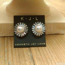 Joyeria: PENDIENTES PERLAS KENNETH JAY LANE. Lote 130939621