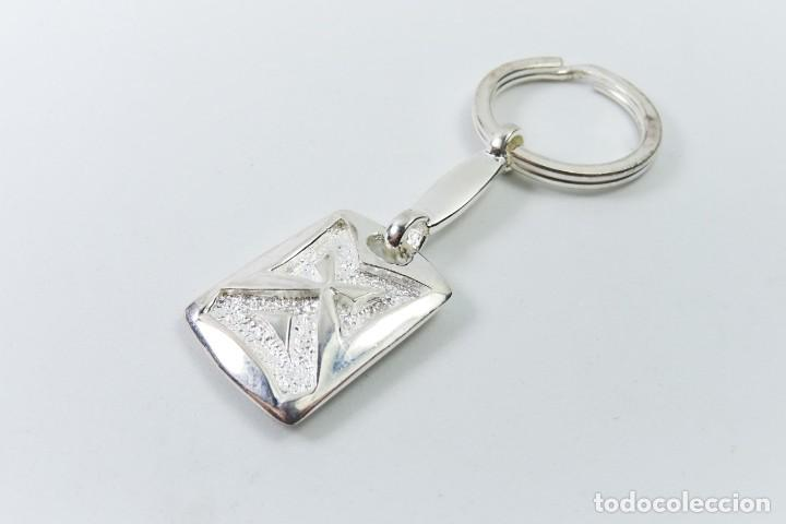 Joyeria: Original llavero en plata 925 de diseñador - Foto 5 - 131575218