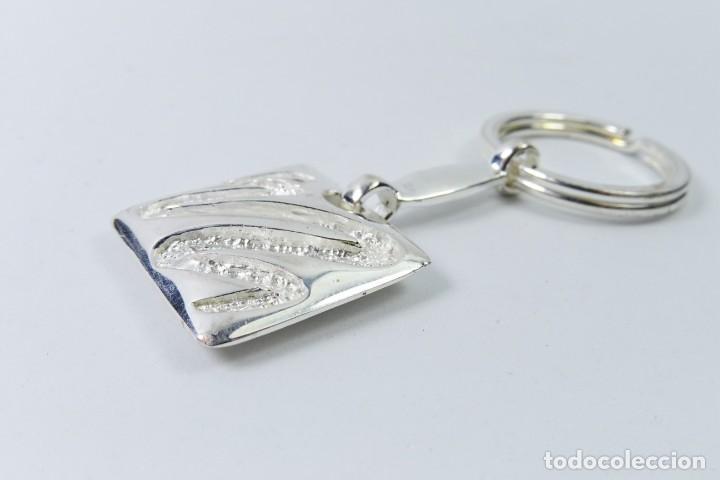 Joyeria: Original llavero en plata 925 de diseñador - Foto 5 - 131575282