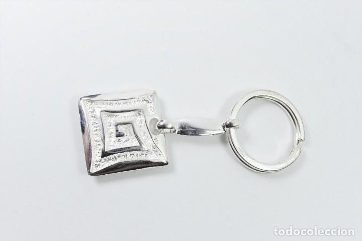 Joyeria: Original llavero en plata 925 de diseñador - Foto 6 - 131575282