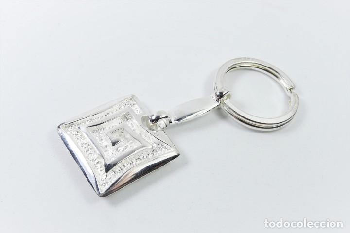 Joyeria: Original llavero en plata 925 de diseñador - Foto 7 - 131575282