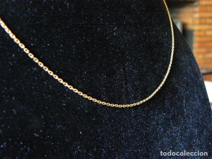 652ab37228ac Cadena de oro de 9 kilates garantizado ideal pa - Sold at Auction ...