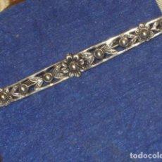Joalheria: BROCHE,AGUJA DE PLATA ART DECO. Lote 133013362