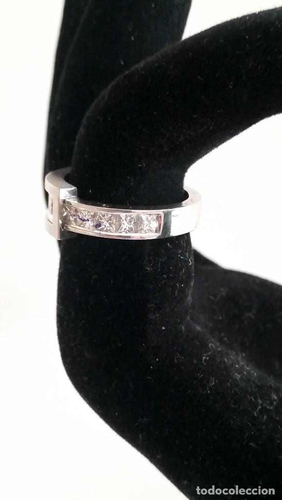 Joyeria: Anillo oro 18k con diamantes martin bagan - Foto 2 - 125952435
