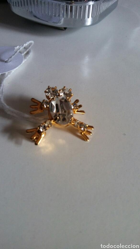 Joyeria: Broche rana cristal - Foto 5 - 133374217