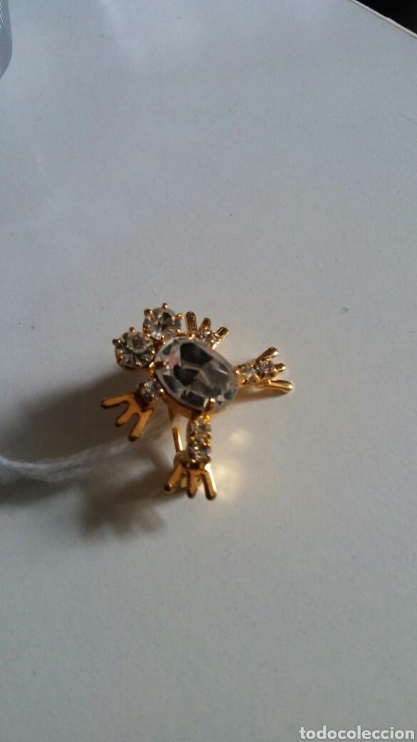 Joyeria: Broche rana cristal - Foto 6 - 133374217