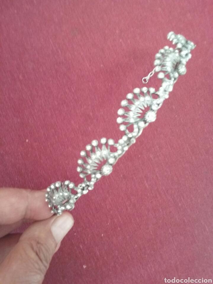 Joyeria: Tiara de plata - Foto 5 - 215404983