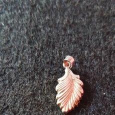Schmuck - Colgante de plata 925 en forma de hoja - 134840526