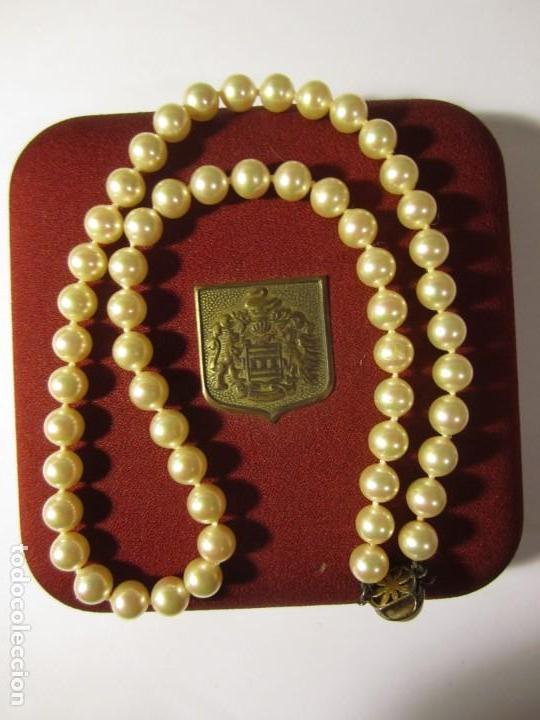 653d29d29103 Collar perlas majorica mallorca - Vendido en Subasta - 134860442