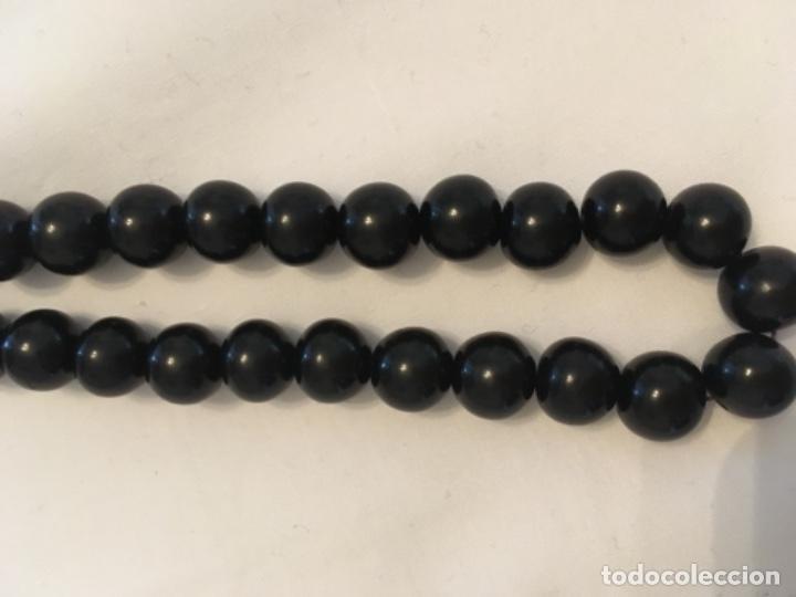 Joyeria: Collar de azabache largo. - Foto 3 - 135571778