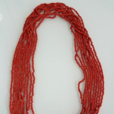 Joyeria - 10 collares coral de Maldivas - 135594562