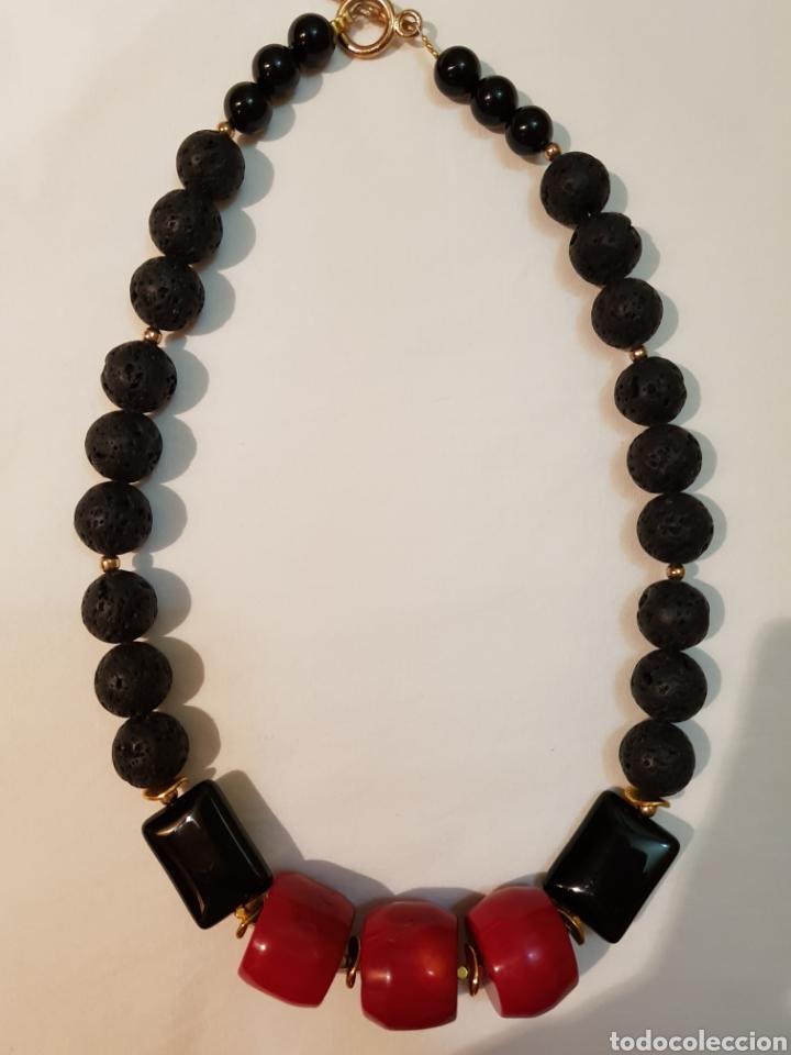 Joyeria: Collar arte mineral - Foto 2 - 136147152