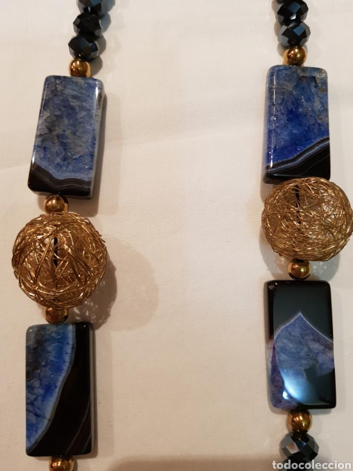 Joyeria: Collar arte mineral - Foto 2 - 136151145