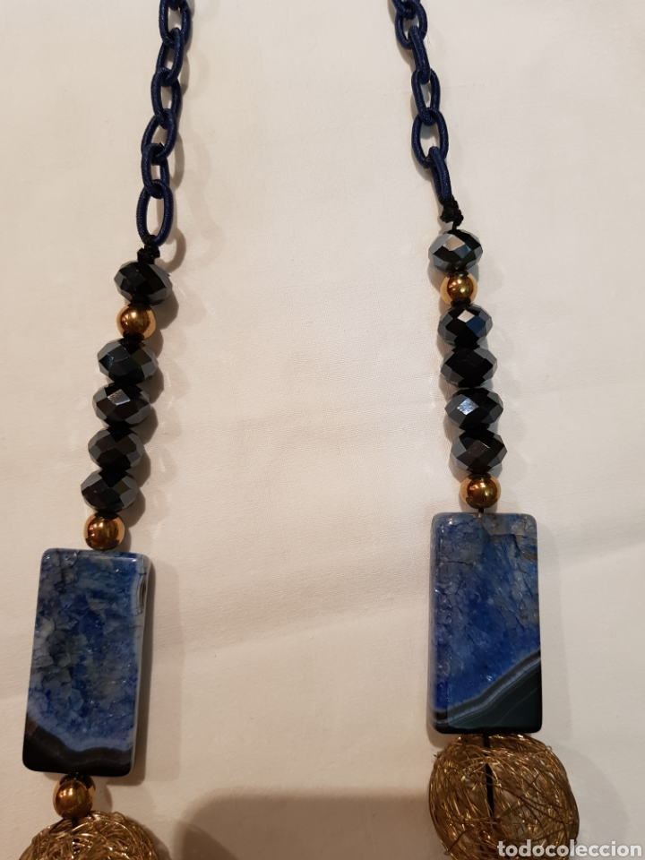 Joyeria: Collar arte mineral - Foto 3 - 136151145