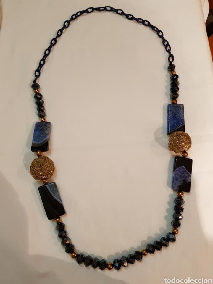 Joyeria: Collar arte mineral - Foto 4 - 136151145