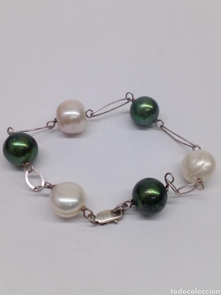 Joyeria: Pulsera perlas tratadas - Foto 2 - 136362458