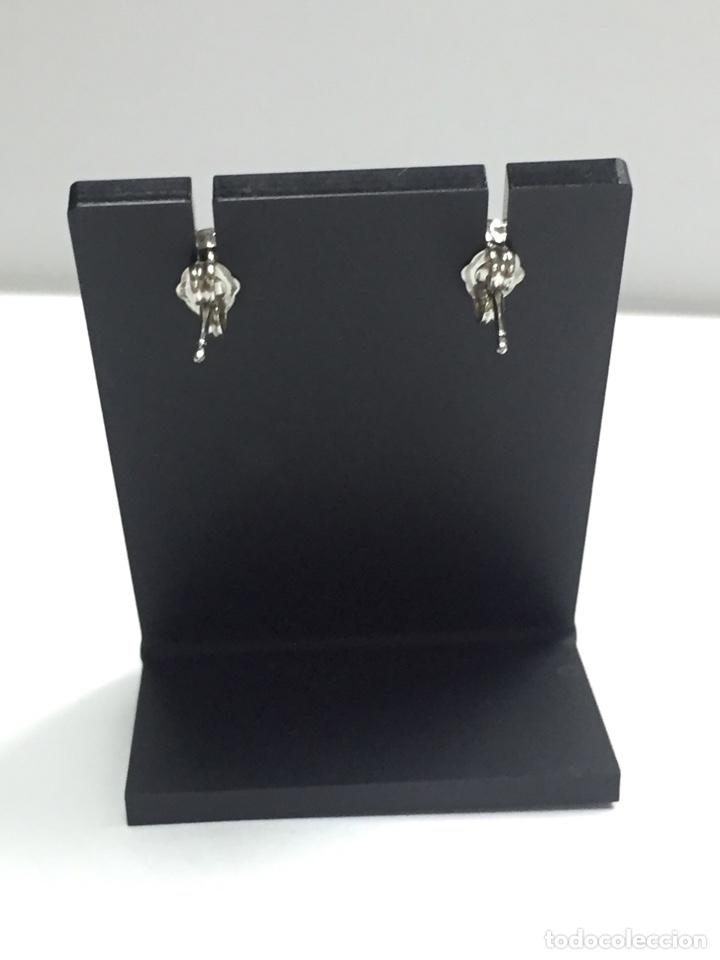 Joyeria: Pendientes plata con perlas y circonitas - Foto 5 - 136461014