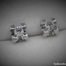Jewelry - PRECIOSAS DORMILONAS ORO BLANCO 18K Y DIAMANTES 0,45CT - 137558098